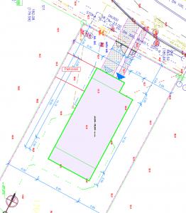 Situační mapa - parkování