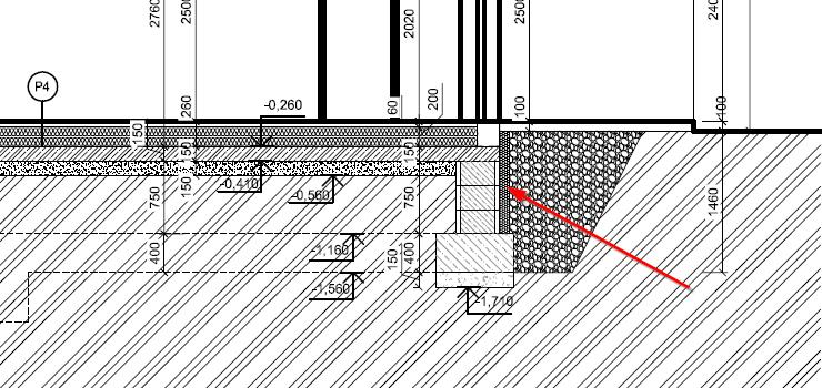 Dotazy na projektanta (izolace, garáž, komín)