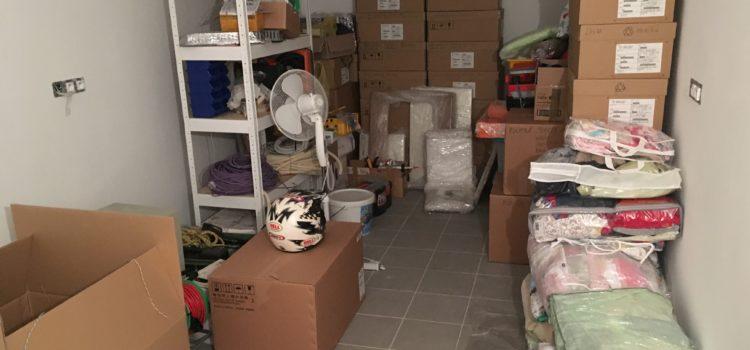 Stěhování – druhé dějství