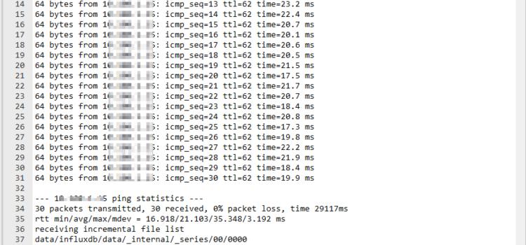 Zálohování Raspberry PI na Synology NAS