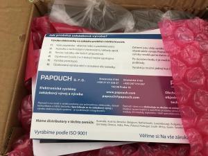 Papouch Quido ETH 100/3 - i s letáčkem
