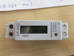 Elektroměr na DIN lištu digitální 1F